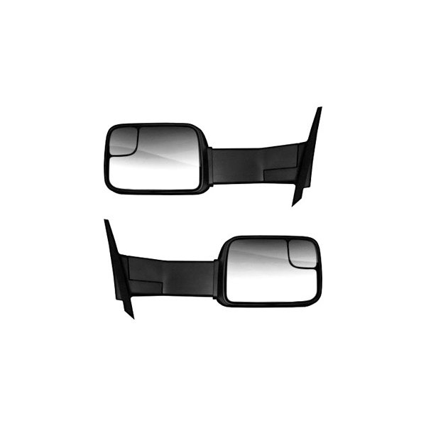 CIPA® - Driver and Passenger Side Magna Extendable Towing Mirrors