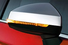 Side Mirror with Turn Light by CIPA®