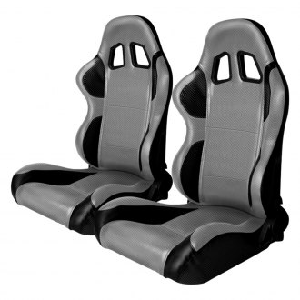 Cipher Auto® - CPA1011 Series Carbon Fiber Racing Seats