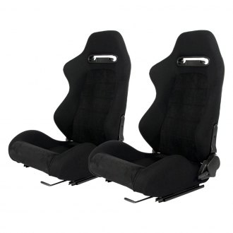 Cipher Auto® - CPA1013 Series Reclining Steel Tubular Frame Racing Seats