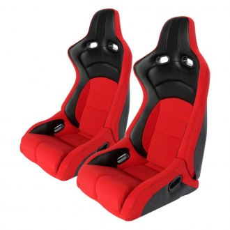 Cipher Auto® - CPA2002 Viper Series Reclinable Steel Tubular Frame Racing Seats