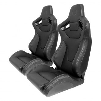 Cipher Auto® - CPA2009RS Series Reclinable Steel Tubular Frame Racing Seats