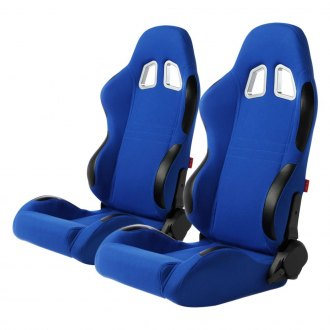 Cipher Auto® - CPA1007 Series Reclining Steel Tubular Frame Racing Seat
