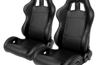Cipher Auto® - CPA1025 Series Reclining Steel Tubular Frame Racing Seat