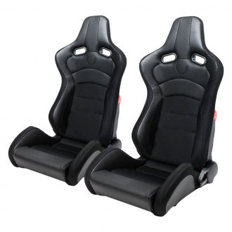 Cipher Auto® - CPA2003 VP-8 Series Reclinable Steel Tubular Frame Racing Seats