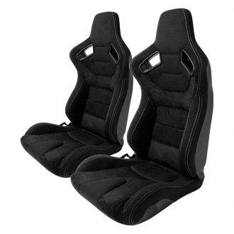 Cipher Auto® - CPA2009 AR-9 Revo Series Reclinable Steel Tubular Frame Racing Seats