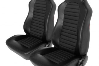 Cipher Auto® - CPA3001 Series Reclinable Steel Tubular Frame Suspension Seat