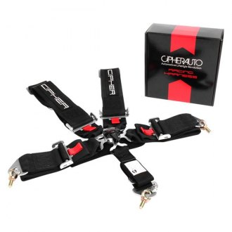 Cipher Auto® - 5 Point SFI 16.1 Certified Racing Harness