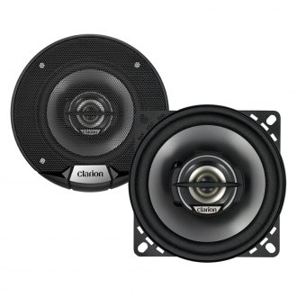 "Clarion® - 4"" G Series 200W Coaxial 2-Way Speaker System"