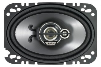 "Clarion® - 4"" x 6"" G Series Custom-Fit Multiaxial 3-Way 200W Speaker System"