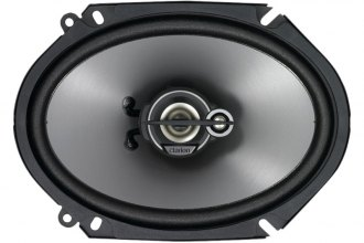 "Clarion® - 6"" x 8"" G Series 300W Custom-Fit Multiaxial 3-Way Speaker System"