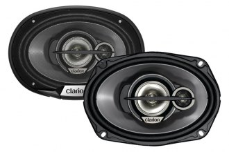 "Clarion® - 6"" x 9"" G Series 3-Way 400W Multiaxial Speaker System"