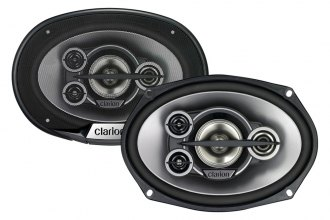 "Clarion® - 6"" x 9"" G Series 5-Way 600W Multiaxial Speaker System"