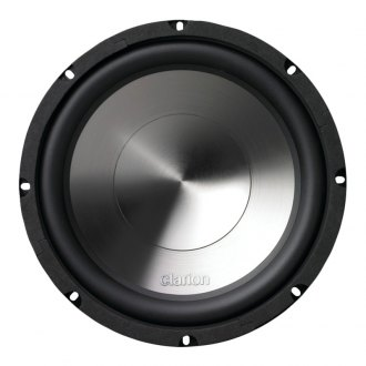 "Clarion® - 10"" 1000W 4 Ohm SVC Subwoofer"