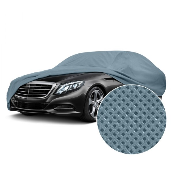 Classic Accessories OverDrive PolyPro 1 Mid Size Sedan Car Cover 10-012-251001-00