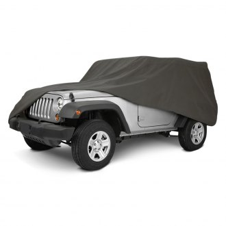 Classic Accessories® - OverDrive PolyPRO™ 3 Charcoal Jeep Cover