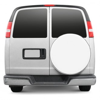 Classic Accessories® - Classic™ Custom Fit Snow White Spare Tire Cover