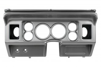 Classic Dash® - 6 Gauge Mounting Panel