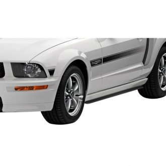 Classic Design Concepts® - Black Side Rocker Splitters