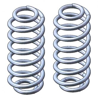 "Clayton Off Road® - 4.5"" Rear Lifted Coil Springs"