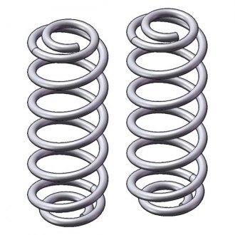 "Clayton Off Road® - 6"" Rear Lifted Coil Springs"
