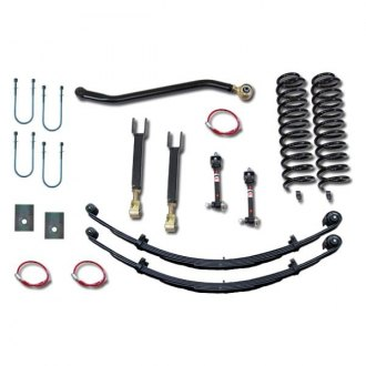 "Clayton Off Road® - 4.5"" x 4.5"" Entry Level Front and Rear Suspension Lift Kit"