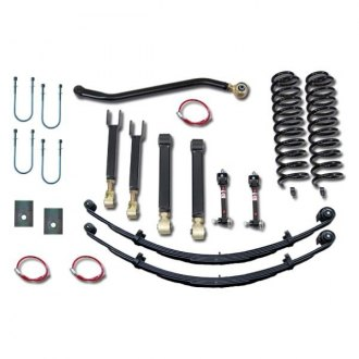 "Clayton Off Road® - 4.5"" x 4.5"" Premium Short Arm Front and Rear Suspension Lift Kit"