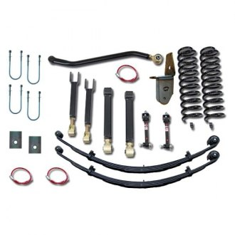 "Clayton Off Road® - 4.5"" x 4.5"" Ultimate Short Arm Front and Rear Suspension Lift Kit"