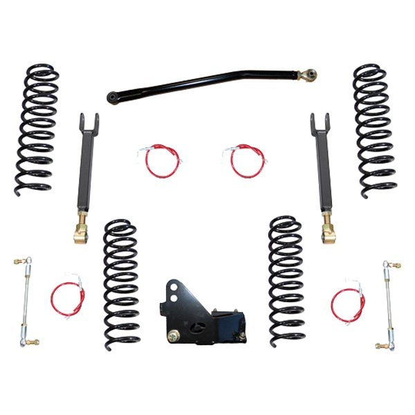 Clayton Off Road® - Entry Level Front and Rear Suspension Lift Kit