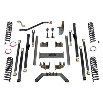 "Clayton Off Road® - 7"" x 7"" Long Arm Front and Rear Suspension Lift Kit"