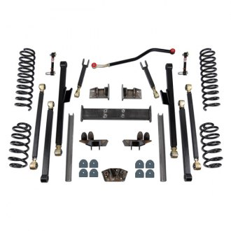 "Clayton Off Road® - 4.5"" x 4.5"" Front and Rear Long-Travel Suspension Lift Kit"