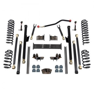 "Clayton Off Road® - 6"" x 6"" Front and Rear Long-Travel Suspension Lift Kit"