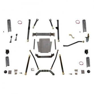 "Clayton Off Road® - 6.5"" Rear Suspension Lift Kit"