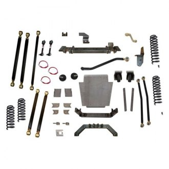"Clayton Off Road® - 6.5"" Long Arm Coil Conversion Rear Suspension Lift Kit"