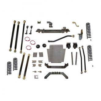 "Clayton Off Road® - 8"" Long Arm Coil Conversion Rear Suspension Lift Kit"