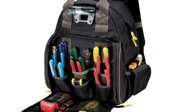 CLC Work Gear® - 53 Pocket Lighted Backpack
