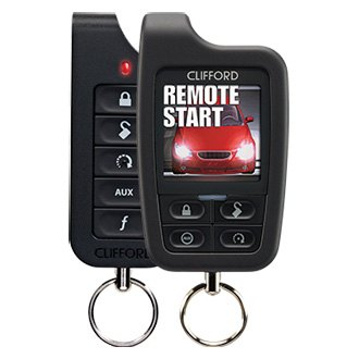 Clifford® - Color OLED 2-Way Security with Remote Start System