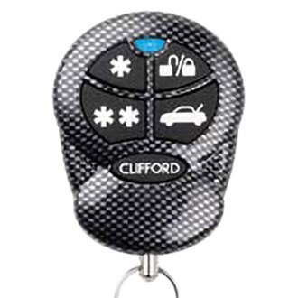 Clifford® - Replacement 3-Button Keyless Remote