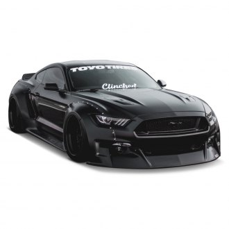 Clinched Flares® - Wide Body Kit