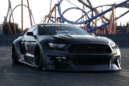 Clinched Flares® Widebody Mustang (Full HD)
