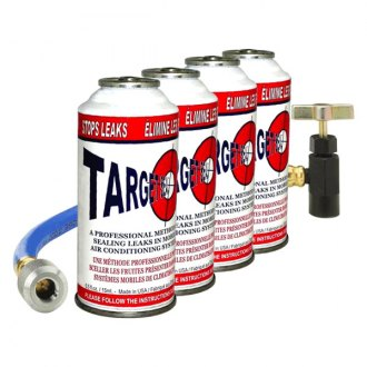 Cliplight® - Target Seal of A/C Preventative Leak Sealer