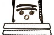 Cloyes® 9-0391S - Engine Timing Chain Kit, Front