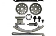 Cloyes® 9-4201S - Engine Timing Chain Kit, Front