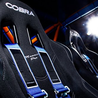 Cobra Seats® — Monaco Pro Spacer Fabric Race Seat