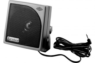Cobra® - Dynamic External CB Speaker