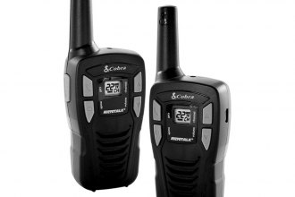 Cobra® - Performance Grade Walkie Talkie 16 Mile Radio