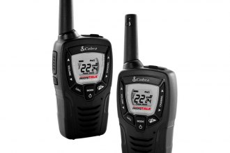 Cobra® - High Performance Two-Way Radio