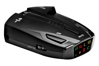 Cobra® - Radar Detector 9-Band 360 Degree