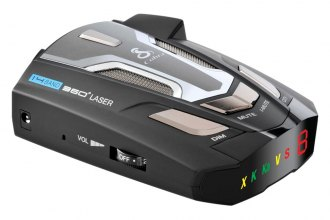 Cobra® SPX5300 - Maximum Performance Radar/Laser Detector