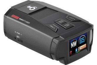 Cobra® SPX7800BT - Maximum Performance Radar/Laser/Camera Detector